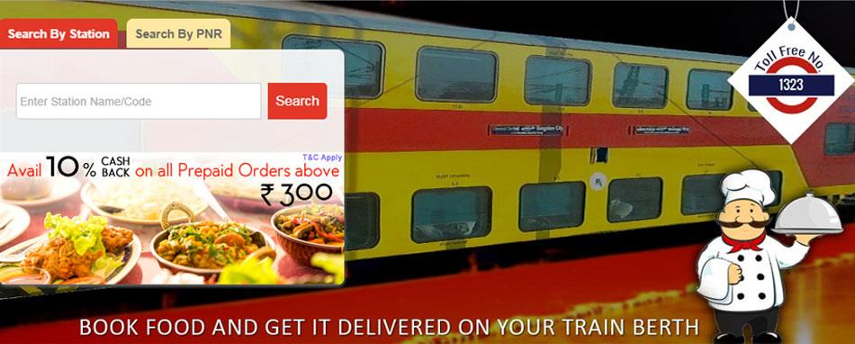 Railway Budget 2016- Good News for Restaurants
