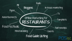 9 Offline Marketing Strategies for Restaurants That You Should Not Miss