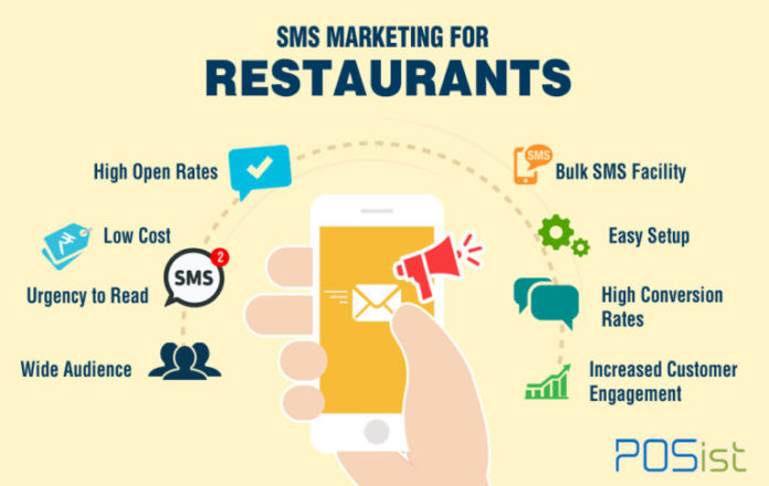 Try These SMS Marketing Tips To Double Your Restaurant's Business