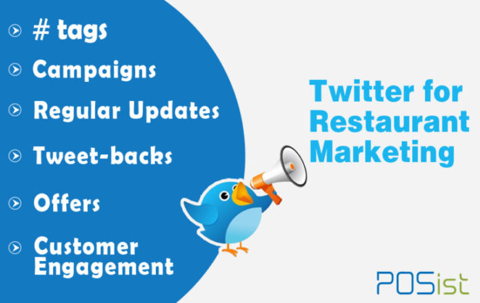 8 Ways You Should be Using Twitter for Restaurant Marketing