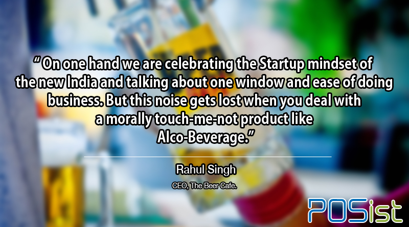 Rahul Singh The Beer Cafe talks about the skill set needed to for restaurant hiring