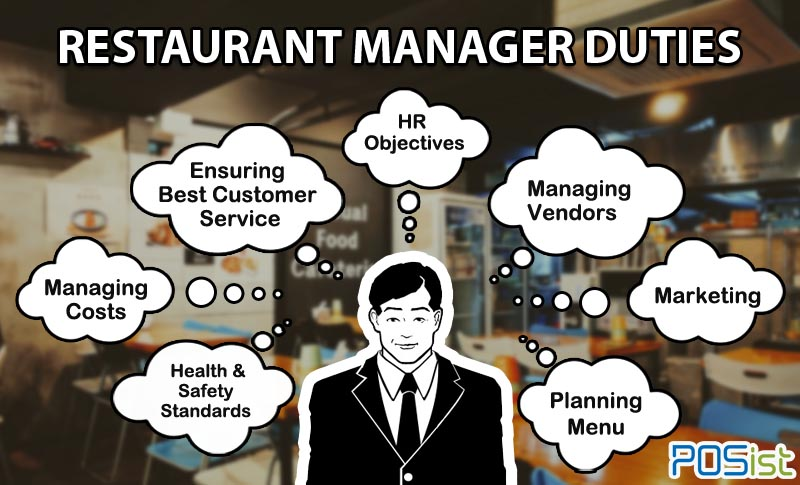 7 Essential Restaurant Manager Duties All Great Managers Swear By!
