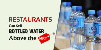 Restaurants Can Sell Mineral Water Above the MRP: Supreme Court