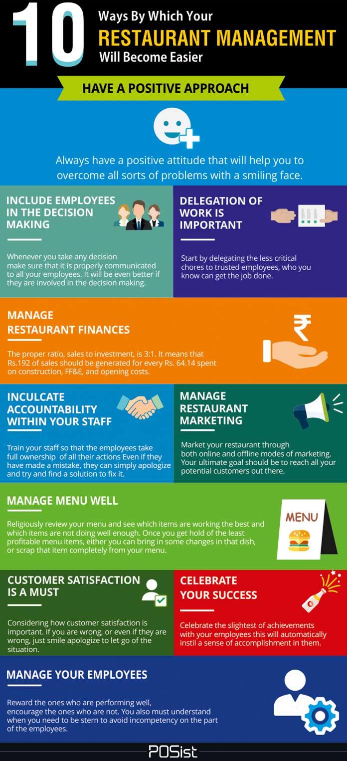smart restaurant management tips