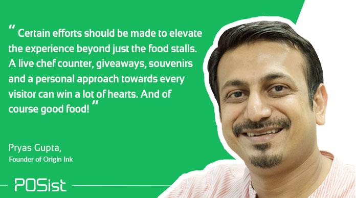restaurant promotion ideas by Pryas Gupta