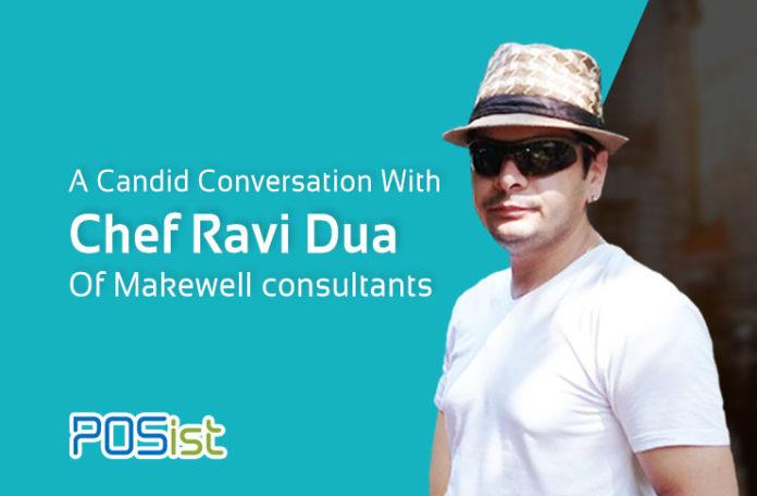 Chef Ravi Dua Maxwell Consultants