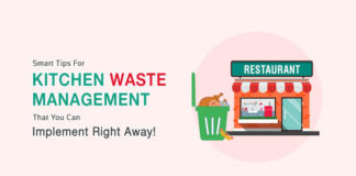 Kitchen Waste Food Management in Restaurants