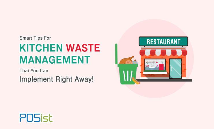 Kitchen Waste Food Management In Restaurants