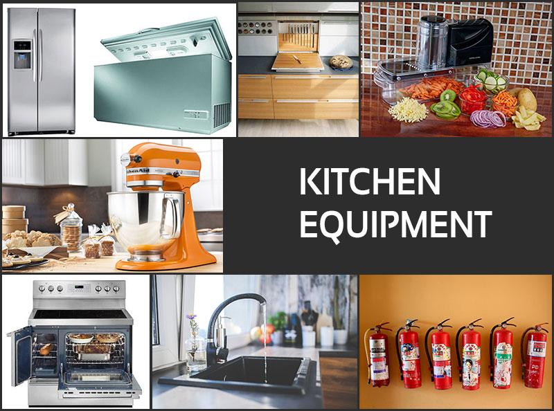 restaurant equipment for kitchen