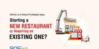 Start a New Restaurant or Acquire an Existing One