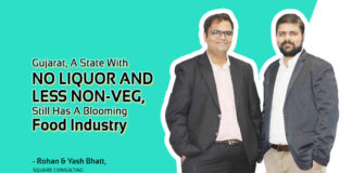 """You Don't Need Liquor and Meat to Run a Successful Restaurant"" Rohan Bhatt, Square Consulting"