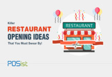 Restaurant Opening Ideas: How To Make A Stellar First Impression