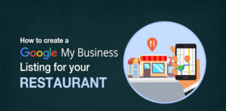 How to create Google My Business Page for your Restaurant
