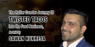 """Mexican food as QSR is way ahead of its time"": Sawan Kukreja Reveals the Dark Side of Differentiating Too Much"