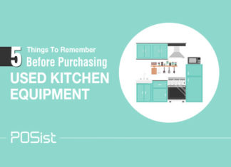 % things that you must keep in mind while purchasing used kitchen equipment for your restaurant.