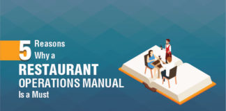 5 ways a restaurant operations manual will help you in maintaining consistency in food and service which will bolster your restaurant operations.