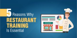 Restaurant training is essentially important, that will ultimately pave the path of restaurant towards success.