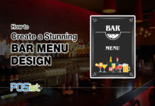 15 ActionableTips for Creating a Stunning Bar Menu Design