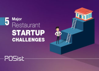 5 major restaurant startup challenges that you must be aware of in order to avoid them.