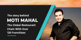The Man Who Brought In The International Touch To Moti Mahal- Monish Gujral