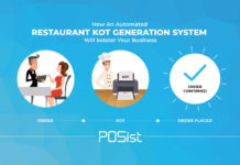Why you must make that swift shift to automated restaurant KOT generation process that will streamline your entire restaurant operations.