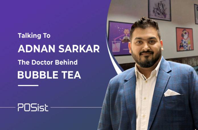 How Adnan Sarkar Brought Innovation to Iced Tea with Dr Bubbles