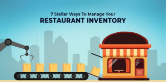 Restaurant Inventory Management - 7 Effective Ways to Ace It