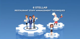 Effective Restaurant Staff Management Tips That Will Help You Build a Great Team