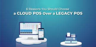 Why You Should Choose a Cloud Restaurant POS System Over Legacy POS
