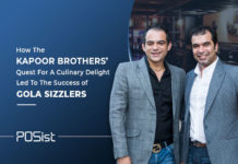 The Right Blend of Quality And Quantity Of Food Led To The Success Of Gola Sizzlers