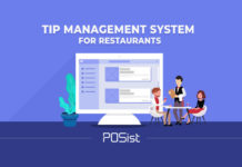 How a POS Integrated Tip Management System Benefits Restaurants