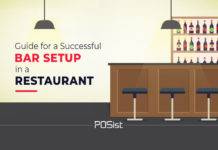 How to Do the Bar Setup At Your Restaurant