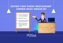 Top Restaurant Owner Duties You Should Never Neglect to Run a Successful Restaurant