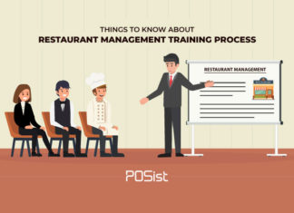 How To Setup An Efficient Restaurant Management Training Process
