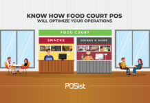How The Right Food Court POS Can Streamline Your Operations