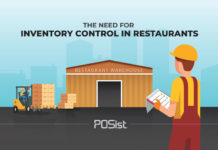 Inventory Control in Restaurants: How to Keep Your Stock & Inventory in Check