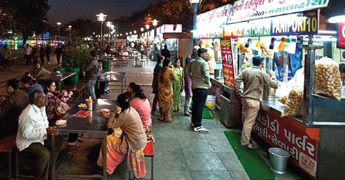 India's first FSSAI certified street food hub