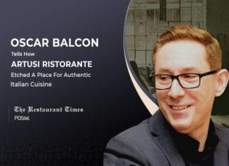 'Exceptional Customer Service Is The Key To Success,' Oscar Balcon, Artusi Ristorante