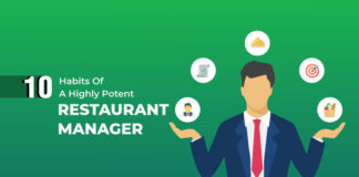 10 Habits That Make A Restaurant Manager Highly Effective