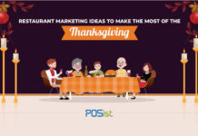 5 Thanksgiving Restaurant Marketing Tips You'd Be Thankful For!