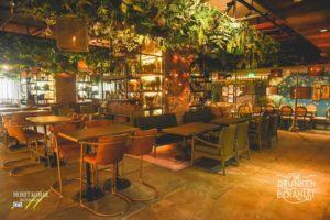 experiential restaurants drunken botanist