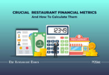 restaurant financial metrics