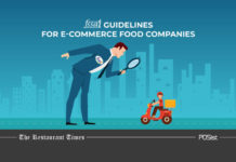 FSSAI Introduces New Guidelines For E-Commerce Food Companies To Ensure Food Safety