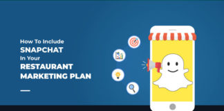 Snapchat For Restaurants - How To Include Snapchat In Your Restaurant Marketing Plan