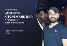 Jasneet Sahni of Lanterns Kitchen and Bar