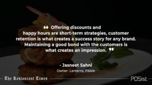 Jasneet Sahni of Lanterns talks about the importance of customer retention