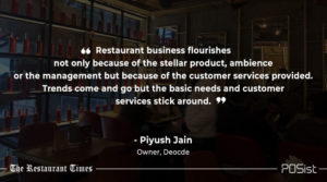 Piyush Jain of Decode talks about the importance of customer service