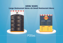 Deciding The Size Of The Restaurant Menu - Big Vs Small