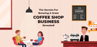 A coffee shop business is an excellent platform for budding entrepreneurs to leave a mark in the food and beverage industry.