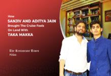 Sanjiv and Aditya Jain of Taka Maka